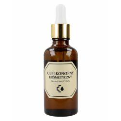 Olej konopny kosmetyczny 50 ml